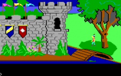 King's Quest Video Game