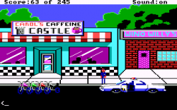 Police Quest Video Game